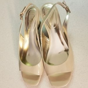 Nickels tan heels size 7 1/2